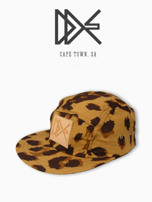 DDE Clothing, SA LEO 5 PANEL CAP CREATED BY DarkDaysExit.tumblr // Twitter // Facebook