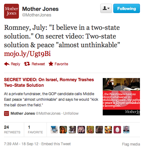 odinsblog:  motherjones:  Signal boosting, because honesty.  Is there anyone gullible enough to believe that with Benjamin Netanyahu in one ear and Sheldon Adelson in the other, a President Romney wouldn't have the U.S. in another expansive, unpaid for, Republican ground war by mid 2013?   Signal boosting because I remember the Vietnam Draft and the 19 year-olds who were ripped out of their lives, never to return.