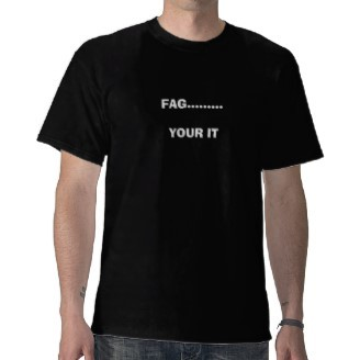"The words ""fag"" and ""faggot"", do you: 1) use and/or embrace them in an empowering way 2) own them (i.e., I am a fag/faggot) 3) use them to be derogatory  4) find them offensive 5) other (describe) ?"