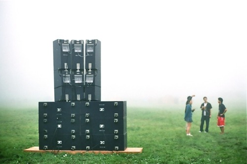 Aoki Takamasa - Speakers and Humans, 2012