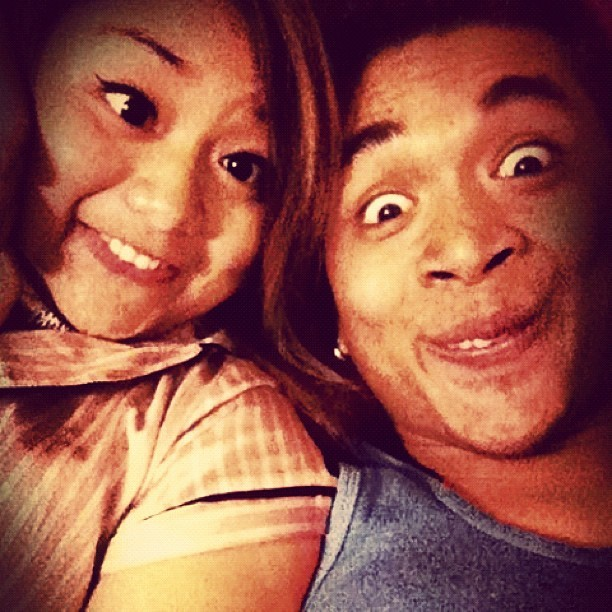 Wacky ba kamo? =)) Haha!  (Taken with Instagram)