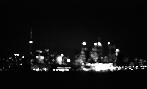 City lights. [my city] (by we saw it happen)