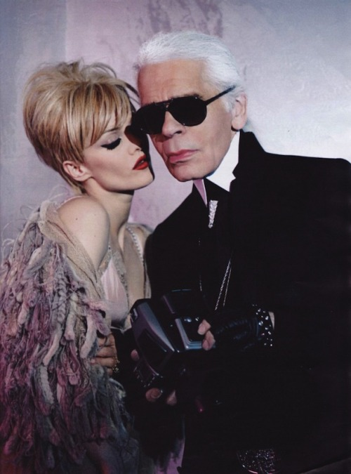 Karl Lagerfeld: Privat Confidential