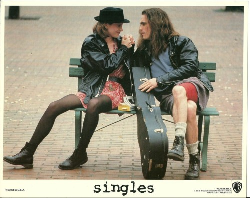 Cameron Crowe's Singles was released 20 years ago today. Related reading at Crowe's official site: Singles Locations: 20 Years Later - Part 1