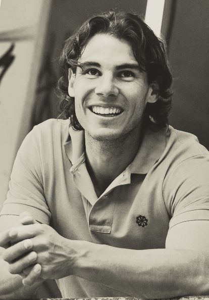 andiitennis:  18/20  B&W photos of Rafael Nadal