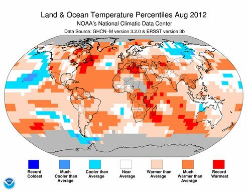 greenfuturist:  treehugger:  The last below-average August temperature was August 1976 and the last below-average temperature for any month was February 1985. via For the 330th Month in a Row, It's Been Hotter Than the 20th Century Average      (via TumbleOn)