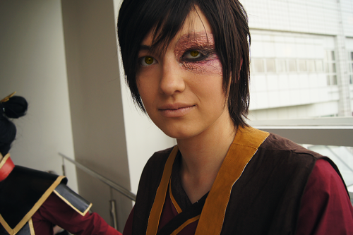 Photographer: Keychainy // Azula's shoulder: echocb