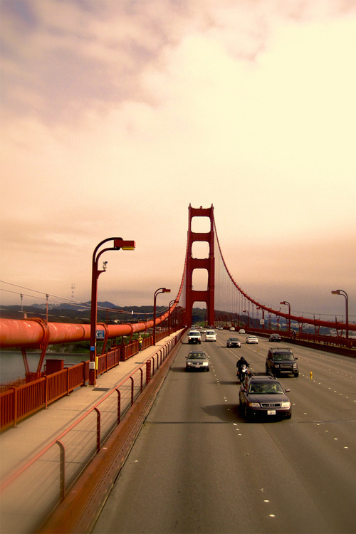 sanfrancisko:  Vanilla Sky over Golden Gate, (CMURPHY)