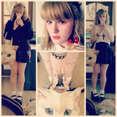 OOTD~ ❛ั◡❛ั (Taken with Instagram)