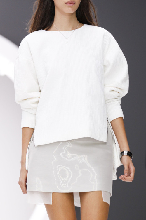 toouglyforfashion:  n-ewday:Topshop Spring 2013  Pretty obsessed with this pairing