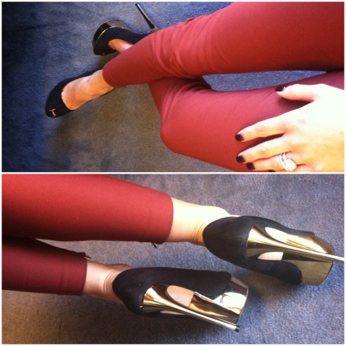 girleyfashion:  My shoes