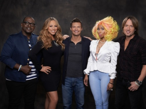 New American Idol judges pose for first official portrait!