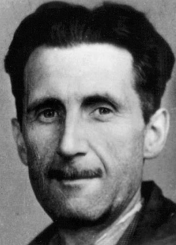 theanxiousghost:  george orwell