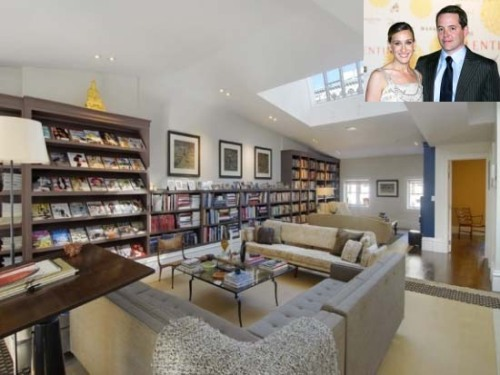 Sarah Jessica Parker and Matthew Broderick List Greenwich Village townhouse for $25 Million After years of searching for their perfect townhouse, back in March 2011, Hollywood star couple Sarah Jessica Parker and hubby Matthew Broderick bought a truly special townhouse, which is described to be rare and the treasure of Manhattan's Greenwich Village for $19 million. But now, just 18 months later, after splashing out some serious money to refurbish it and even not moving into the place, the couple referred to as 'fickle house hunters' sets sight to fetch some big property profits. As the acting duo due to concerns over a lack of privacy, have now listed their spacious six-bedroom stately Greek Revival-style townhouse located just off Fifth Avenue in Greenwich Village's Gold Coast for $25 million. However, the price doesn't seem such a high amount, considering that billionaires like Facebook co-founder Sean Parker and Google co-founder Sergey Brin have their homes in Greenwich Village, the place where a new ultra-luxury condo building asked for whopping $1 million for just a single parking space, to become the most expensive parking in New York City. SOURCE: Born Rich