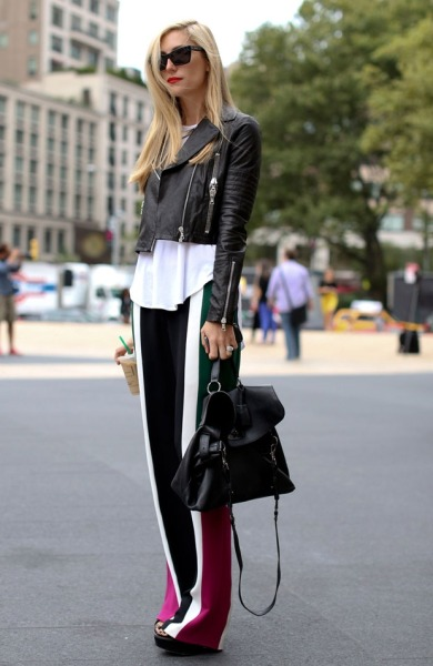 what-do-i-wear:  Joanna Hillman, Harper's Bazaar staffer and regular street style fodder. (image: fashionising)