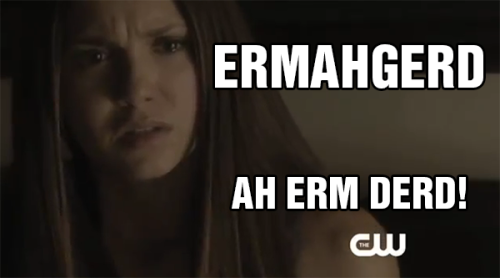 "therealmcast:  THE VAMPIRE DIARIES ""Alive"" clip"