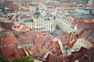 evysinspirations:  Graz by Anastasia Abramova on Flickr.
