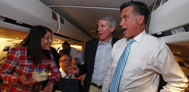 Was Mitt Romney a Member of the 47 Percent?  Mitt Romney isn't a big fan of the 47 percent of people who pay no federal income tax. But there's a small problem. Romney himself might have been a member of the 47 percent as recently as 2009. […] As Joshua Green of Businesweek has speculated, it's possible that Romney suffered big enough losses during the 2008 market crash that he zeroed out his 2009 federal income tax liability. Of course, Romney has claimed that he never paid less than a 13 percent effective federal rate the last decade … but he refuses to release any tax returns from before 2010. That's not to say that Romney is necessarily lying, just that we have no way to check. Consider that six of the top 400 tax filers — a group making nearly ten times as much as Romney — paid nothing in federal income taxes in 2009. It's certainly plausible that Romney was a member of the 47 percent in 2009.  Read more. [Image: Reuters]