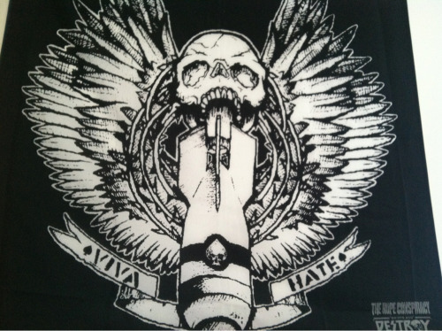 Wold love this as a back patch!