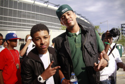 DON'T TEST DIGGY: It all started when J.Cole let it slip that he slept with Diggy's older sister, Vanessa Simmons, but you would think the two (especially J.Cole) would've dropped the matter by now…well you'd be sadly mistaken now it seems these old wounds are still getting to Diggy after all this time!!!