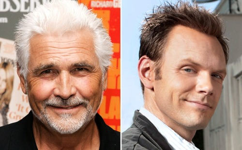 Exclusive: James Brolin will play Joel McHale's deadbeat dad on Community's Thanksgiving episode this fall. That means Barbra Streisand is Jeff Winger's stepmother. Cool. Cool cool cool.