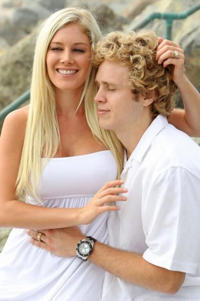 "Heidi Montag and Spencer Pratt are in the news… you know, the couple from MTV's The Hills? Went by ""Speidi""?… No, well, don't worry. The main thing is they were recently interviewed by Us Weekly and said how their old ""reality"" show was…. fake!… So, wait, I guess there's no news here. Just that the two are still married, and Spencer is focusing college. However, they are NOT in debt."