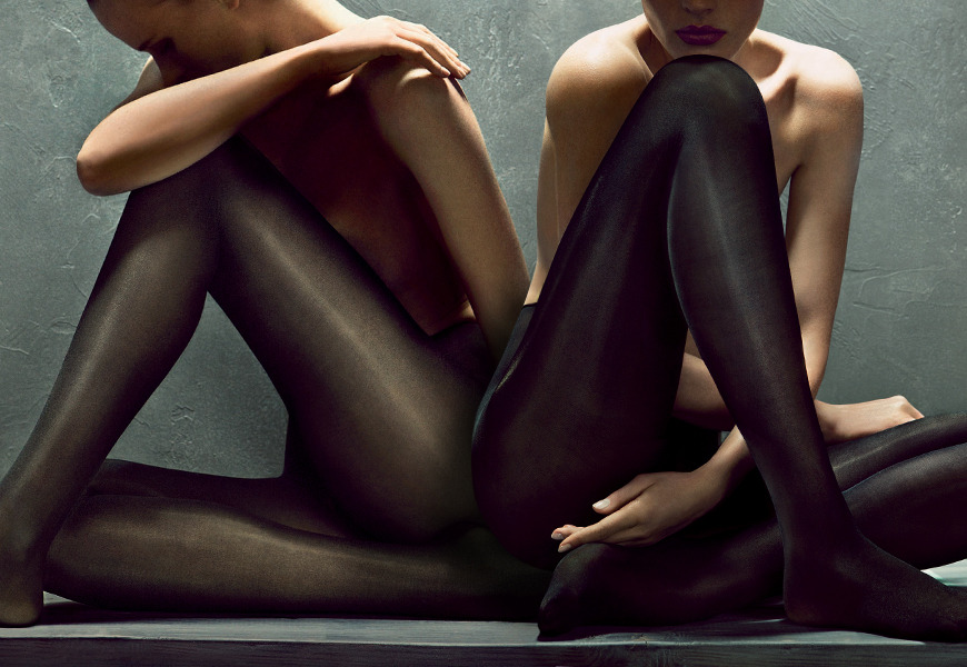 Introducing The Evolution Hosiery Collection  A DAY SPA FOR LEGS As a designer, I'm consumed with legs. How to make them look longer, leaner and leggier. That's why designing hosiery has always been an integral part of my design process. Beyond how legs look, I care about how they feel. Legs are a woman's very foundation. They take you everywhere you go, and if you're like me, you spend most of your day on your feet. Evolution, our newest hosiery collection, is the first-ever wellness hosiery. Based on advanced knitting technology, Evolution pampers and invigorates legs with an all-over graduated compression for enhanced support and micro-massaging. So your legs feel energized all day. Most important, Evolution looks as sleek and chic as any of our hosiery. They feel good to the touch and create a smooth, sculpted silhouette under even the most body-conscious clothes. Evolution hosiery is so comfortable, you almost don't want to take them off, even after a long day. They come in Seasonless Sheer and Seasonless Opaque, in four quintessential shades – Black, Off Black, DK Grey and Chocolate. Putting on a pair of Evolution is like checking your legs into a day spa - something indulgent you do for yourself and only you will know.   The Evolution Collection retails for $28 and is available at major department stores nationwide, Donna Karan stores, and here at DonnaKaran.com.