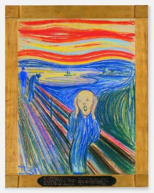 "laughingsquid:  ""The Scream"" by Edvard Munch Coming to MoMA in New York City"
