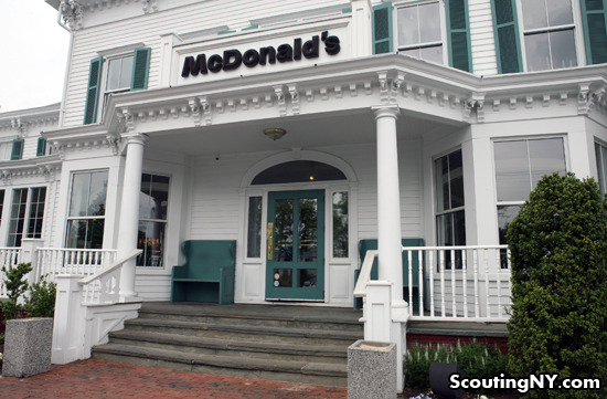 Is this the most beautiful McDonald's in America? (via)