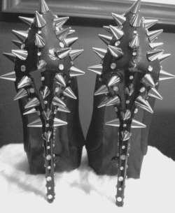 love for the spikes <3