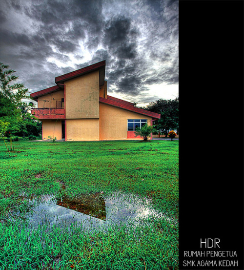 [HDR] Rumah SMKAK on Flickr.