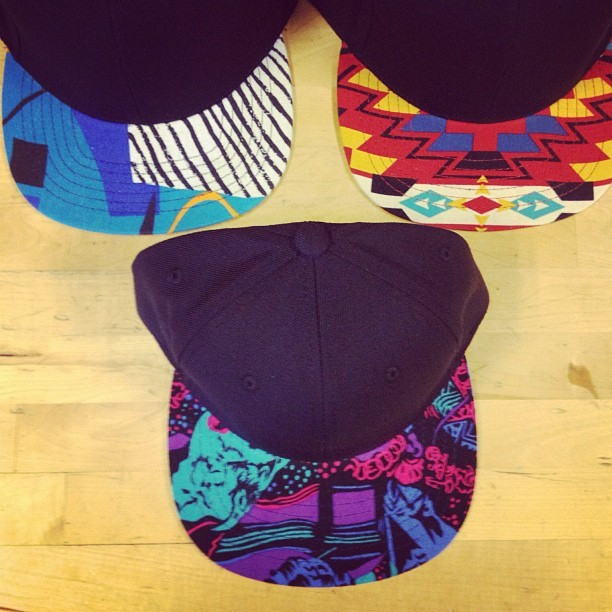 New batch o snapbacks just shipped. What's your favorite; abstract, floral or Aztec? #apliiq #apliiqcustom #snapback #madetoorder #swag #fashion #hats #customize #customhats #justshipped #fly #dope #style #streetstyle #urban #hats #caps #headwear (Taken with Instagram)
