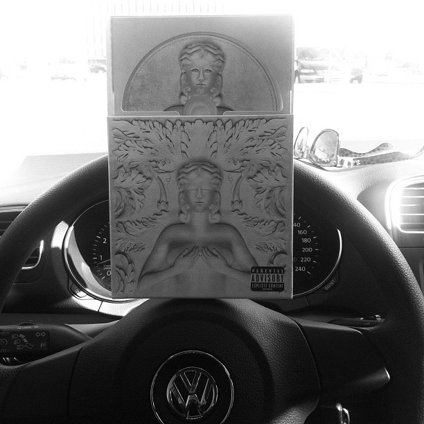 Fully torqued. #cruelsummer  (Taken with Instagram)
