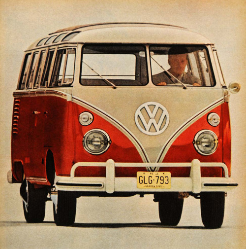 Box Yourself In - Volkswagen - 1963