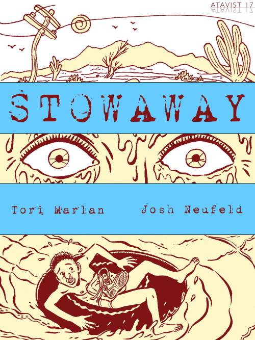 atavist:  Introducing Stowaway, our first nonfiction enhanced e-comic! Available for iPad/iPhone and on the web for only $2.99!