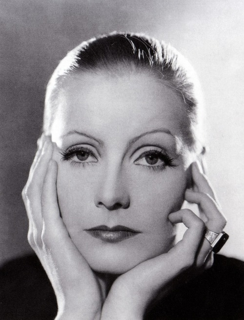 The one and only Greta Garbo - b. 107 years ago today… Photo: Clarence Sinclair Bull