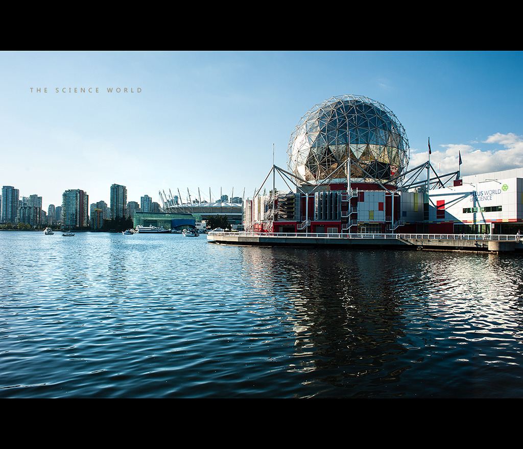The Science World (by kineticfoto)