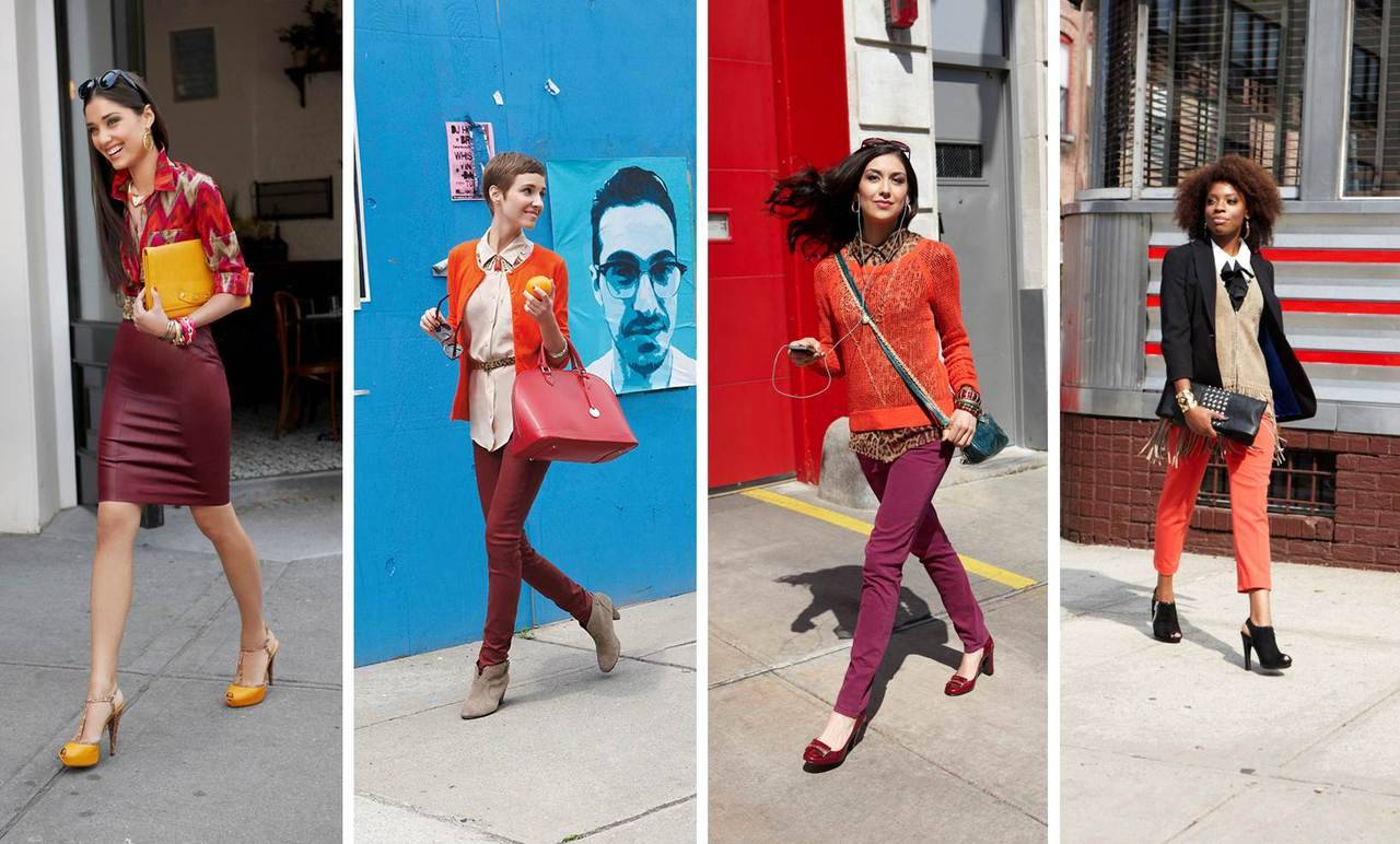 tjmaxx:  off the cuff: our fall fashion photoshoot To capture the everyday fashions in our fall print shoot, we recruited four real-life Maxxinistas for a fresh, fun photoshoot Read More