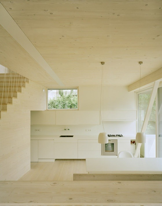 Kitchen Residence By Martenson and Nagel Theissen