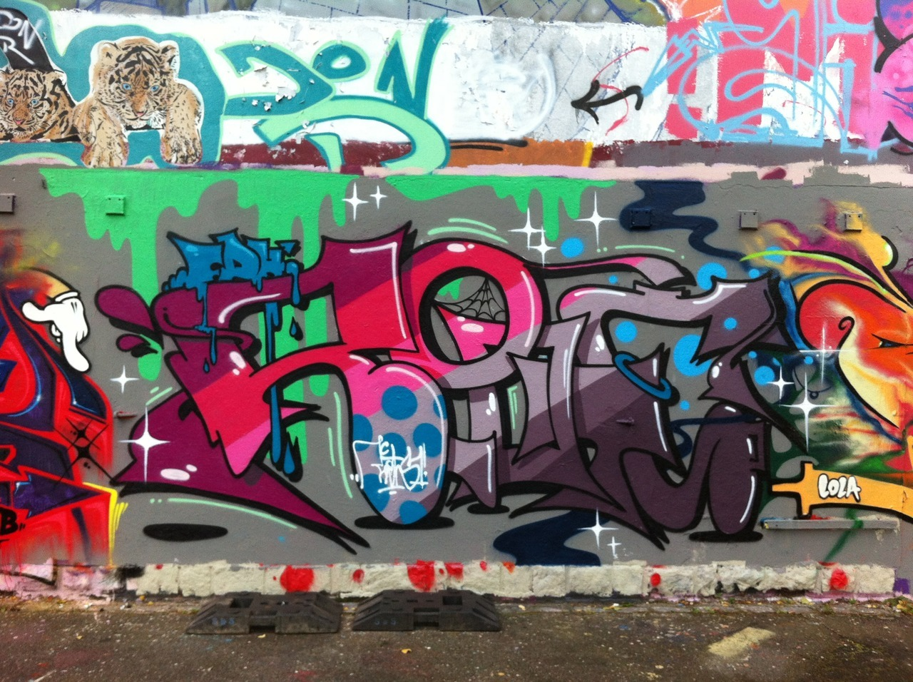 riotsone:  lux 2012