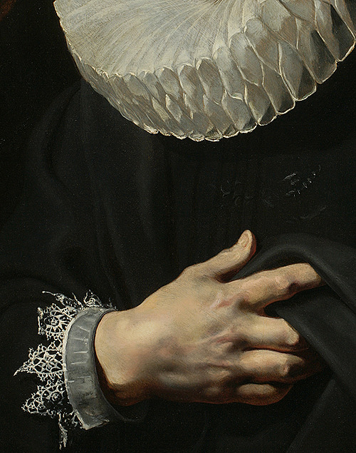 faustyflakes:  Portrait of a Young Man (detail), Peter Paul Rubens, ca. 1613-15