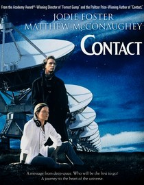 "I am watching Contact                   ""Listening to Contact while I work. ""                                Check-in to               Contact on GetGlue.com"