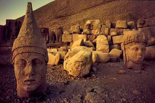 (via Mount Nemrut National Park – Turkey » Unison Turkey Blog)