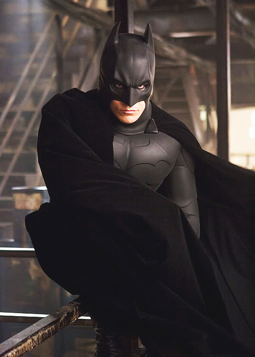"batman-nolanverse:  ""It's not what you are underneath. It's what you do that defines you."""