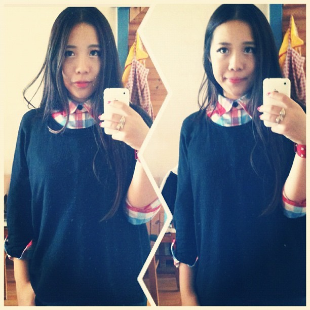 #ootd #me #instamood (Taken with Instagram)