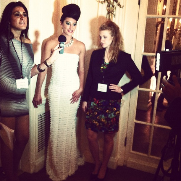 Sneak peek! My model being interviewed for DC Fashion Week ☺😃😄👍 #makeup #makeupbyrichardray #k3richardray #dcfashionweek #fashionweek #dc #makeupartist #mua #fashiondiaries #makeupdiaries #instagramhub #instadaily #instagood #instalove #instahub #ignation #igdaily (Taken with Instagram)