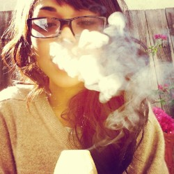 tauntauntheunicorn:  Hurray :D #weed #smoke #bts #duhh #motherfucker (Taken with Instagram)