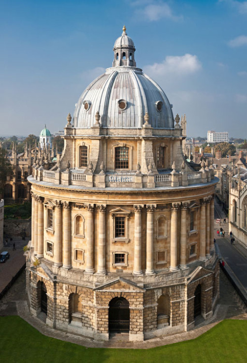 emilyanne-h:  Bodleian Library, Oxford, UK