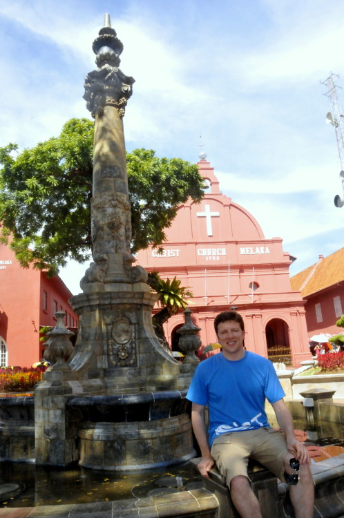 Visiting Malacca, the second densest strait in the world. Beautiful intersection of culture and food. http://en.wikipedia.org/wiki/Malacca