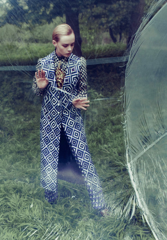 Carey Mulligan - AnOther by Craig McDean, Fall/Winter 2012-13